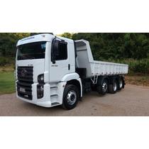 Vw 24320 Caçamba Bitruck 4 Eixo 24250/24280/2428/2429/vm 270