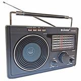 Radio Am Fm Cartão Sd Entrada Usb Livstar Cnn 686