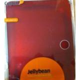 Case Ipad 1g Jellybean Traslucido Nuevo