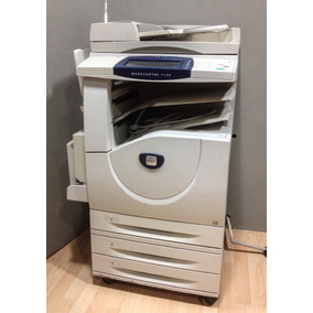 Fotocopiadora Laser Color Xerox Workcenter 7132
