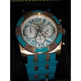 Reloj Technosport Ts 250-3 Original Azul Aguamarina