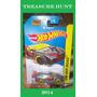 Hot Wheels Treasure Hunt 2014 Loop Coupe Para Coleccionistas