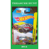 Hot Wheels Treasure Hunt 2014 Loop Coupe Para Coleccionistas