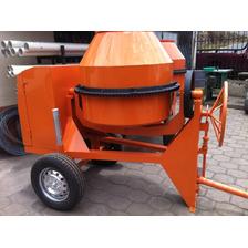 Concretera Nueva Motor 13.5hp+4parihuelas+2cilindros