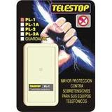 Telestop Pl-2 Protector De Sobretensiones 2 Líneas Tlefónica