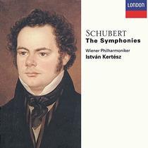 Schubert - Las Sinfonías - Kertész - Colección 4 Cds