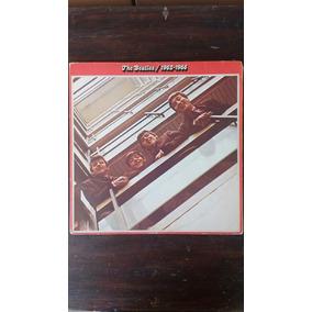 Disco Vinil Duplo The Beatles 1962-1966 Rock Lennon Lp