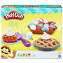 Conjunto De Massinha Play-doh Tortas Divertidas Hasbro