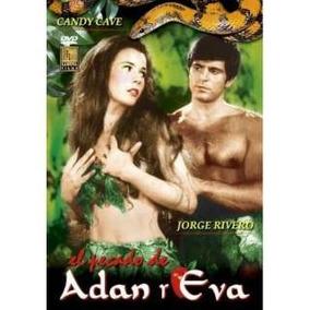Dvd Cine Clasico Mexicano Jorge Rivero En Adan Y Eva Tampico