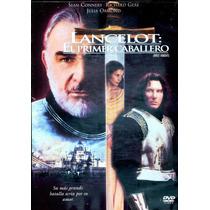 Dvd Lancelot El Primer Caballero ( First Knight ) 1995 - Jer