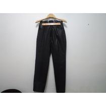 Pantalon De Cuero Unisex Talle 42 Nuevo Marca Genuine $499.