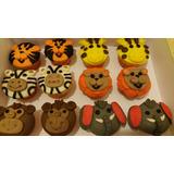 Cupcakes Decorados Para Cumpleaños $35