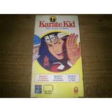 Karate Kid Vhs Dibujos Animados Castellano Retro Vhs.