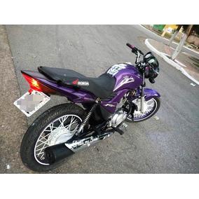 Eliminador Rabeta Paralama Cg Titan Fan 150 2009 A 2013