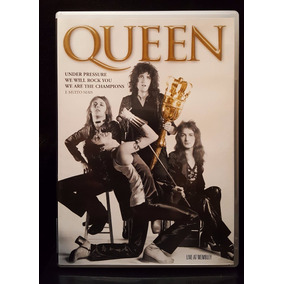 Dvd Queen Live At Wembley