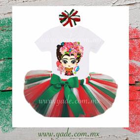 Vestido Tutu Disfraz 15 De Septiembre Fiestas Patrias