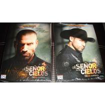 El Señor De Los Cielos Temporada 3 Volumen 1 Y 2 Dvd