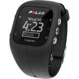 Relógio Monitor Cardíaco Polar A300 Bluetooth Celular Bk