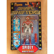 Figura 6 Spiderman Hombre Araña Marvel Spidey Transforms .