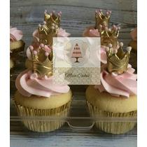 Cupcakes Muffins Cumpleaños Infantiles