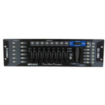 Consola Controlador Dmx Control Luces Dj 192 Canales