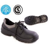 Zapato Grafa 70 Puntera De Acero T. 35 Al 47