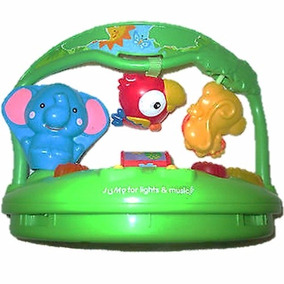 Base De Juegos Para Jumperoo De Bebe Fisher Price Rainforest