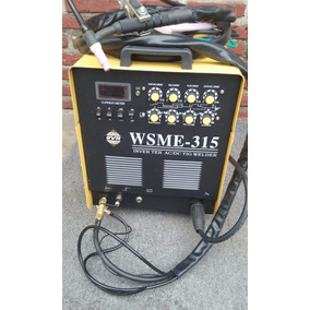 Maquina De Soldar Tig 315 Ac/dc Gvr Inverter Welding Machine