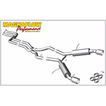 Escapamento Aço Inox Magnaflow Para Bmw 335i 3.0 11/12