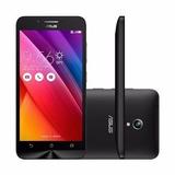 Celular Asus Zenfone Go Zc500 Dual Preto Seminovo
