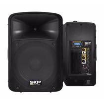 Bafle Potenciado Skp 15 - Sk 4 P Usb, Mp3 Y Bluetooth