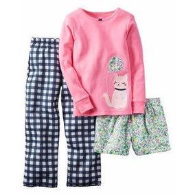 Pijama Carters - Set De 3 - Talle 5