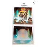 Discos Lp Acetato Kiss - Love Gun