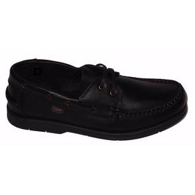 Zapatos Colegiales Marcel Náuticos Cuero Dreams Caballito G