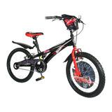Bicicleta Bianchi Hotwheels Aro 20 Negra