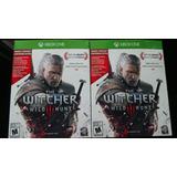 The Witcher 3 Wild Hunt Xbox One Nuevo Sellado