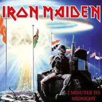 Iron Maiden 2 Minutes To Midni 7