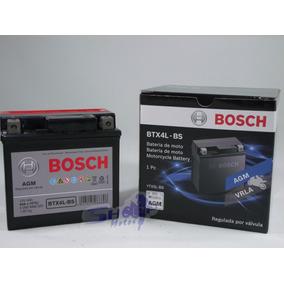 Bateria De Moto Bosch Em Gel Honda Cg Titan 125 Fan