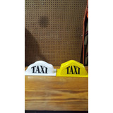 Casco Aviso De Taxi Grande 8 Pulgadas