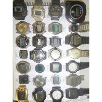 Lote 9 Sucatas Casio E Outros - Máquina Do Tempo