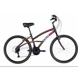 Bicicleta Aro 26 Caloi 300 Feminina Aluminum