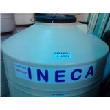 Tanque De Agua Ineca 3100 Lts Tricapa (183cmx172cm) Plástico