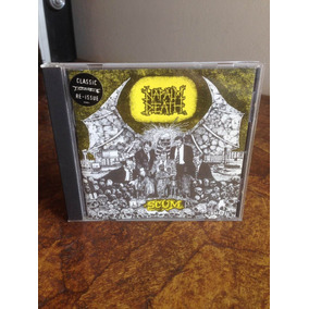 Napalm Death - Scum Cd Importado