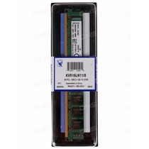 Memória Desktop 8gb Ddr3l 1600mhz 1.35v Low Voltage Kingston