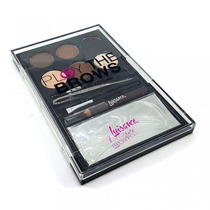 Kit Sobrancelhas Perfeita Play The Brows Luisance L1020