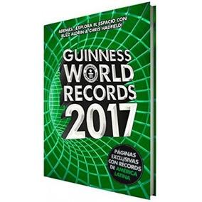 Guinness World Records 2017 - Craig Glenday ( Envío Gratis )