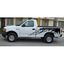 Calcomania F150 Raptor Adapt. Otras Camionetas Stickers!!!
