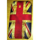 Capa Case Uk Bandeira Inglaterra Galaxy Y S5360 S 5360