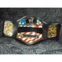 Cinturon Wwe P/niño Norte America Intercontinental Pesados