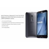 Super Celular Asus Zenfone 2 Camara 13 Megapixeles Graba 4k